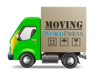 Move WordPress to a new domain