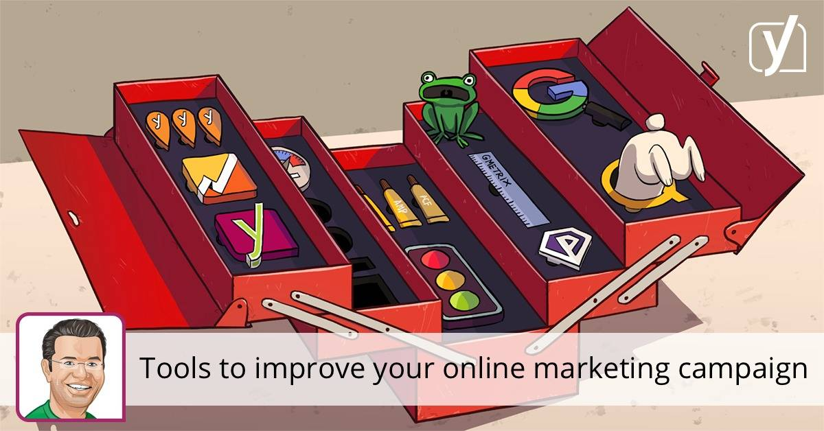 Tools to improve your online marketing campaign • Yoast