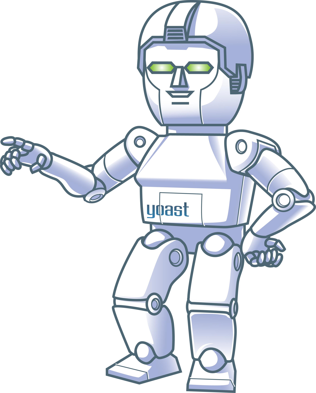 WordPress Robots.txt suggestions by Yoast