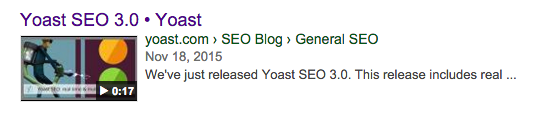 yoast seo 3.0 video