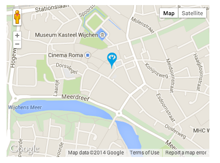 Custom Marker in Google Maps, Local SEO