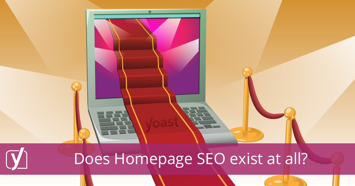 Does Homepage SEO exist at all?