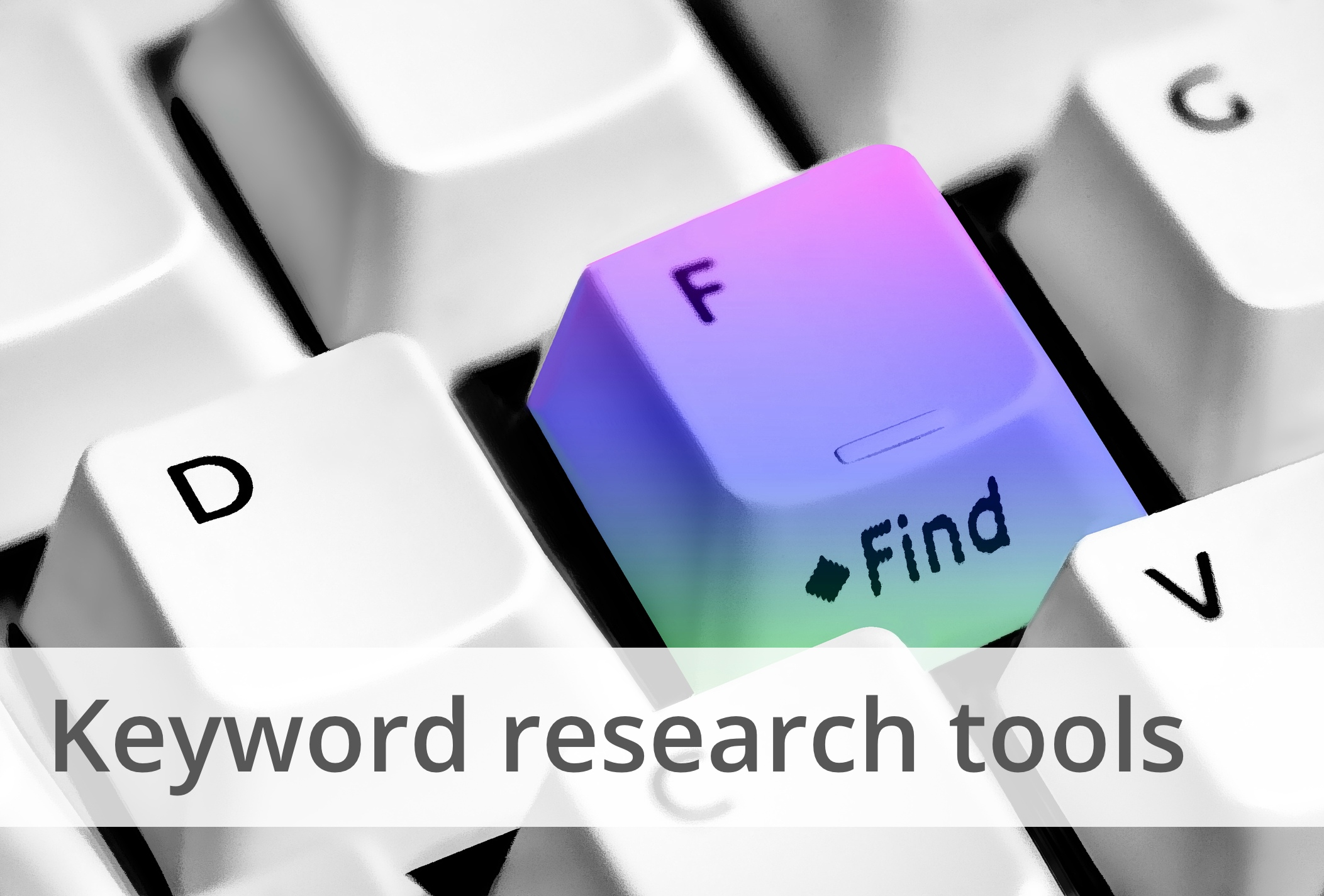 Keyword Research Tools: Which Ones To Use? • Yoast