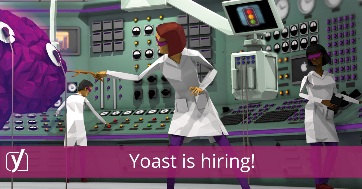 Work at Yoast • Yoast