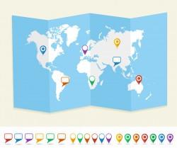 Local SEO strategies globe