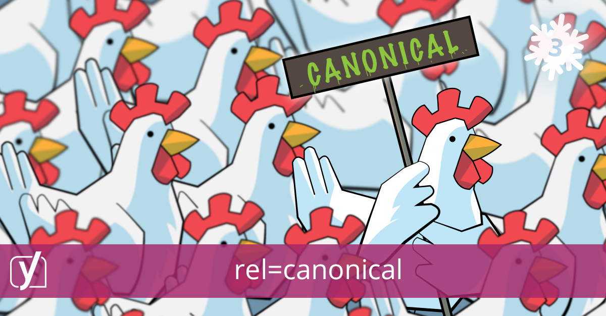 how to use rel=canonical