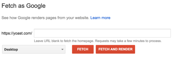 Fetch as Google in Google Search console, test your WordPress robots.txt