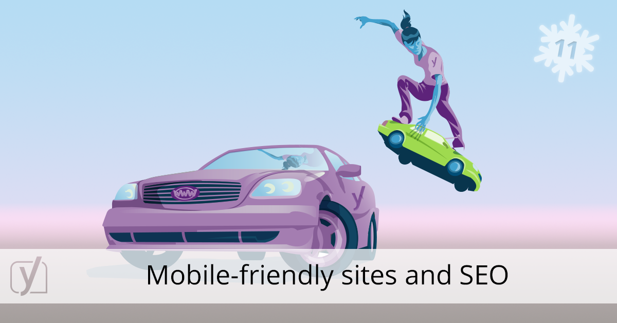 mobile-friendly sites and SEO