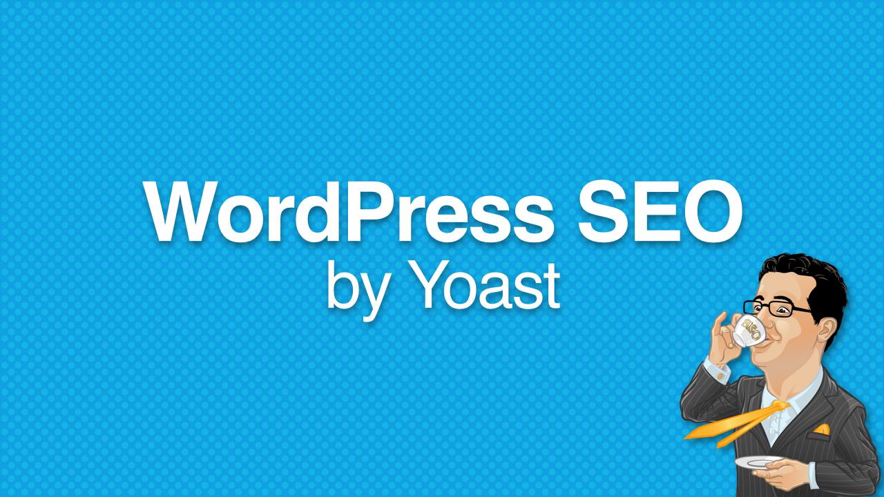 WordPress SEO 2.0