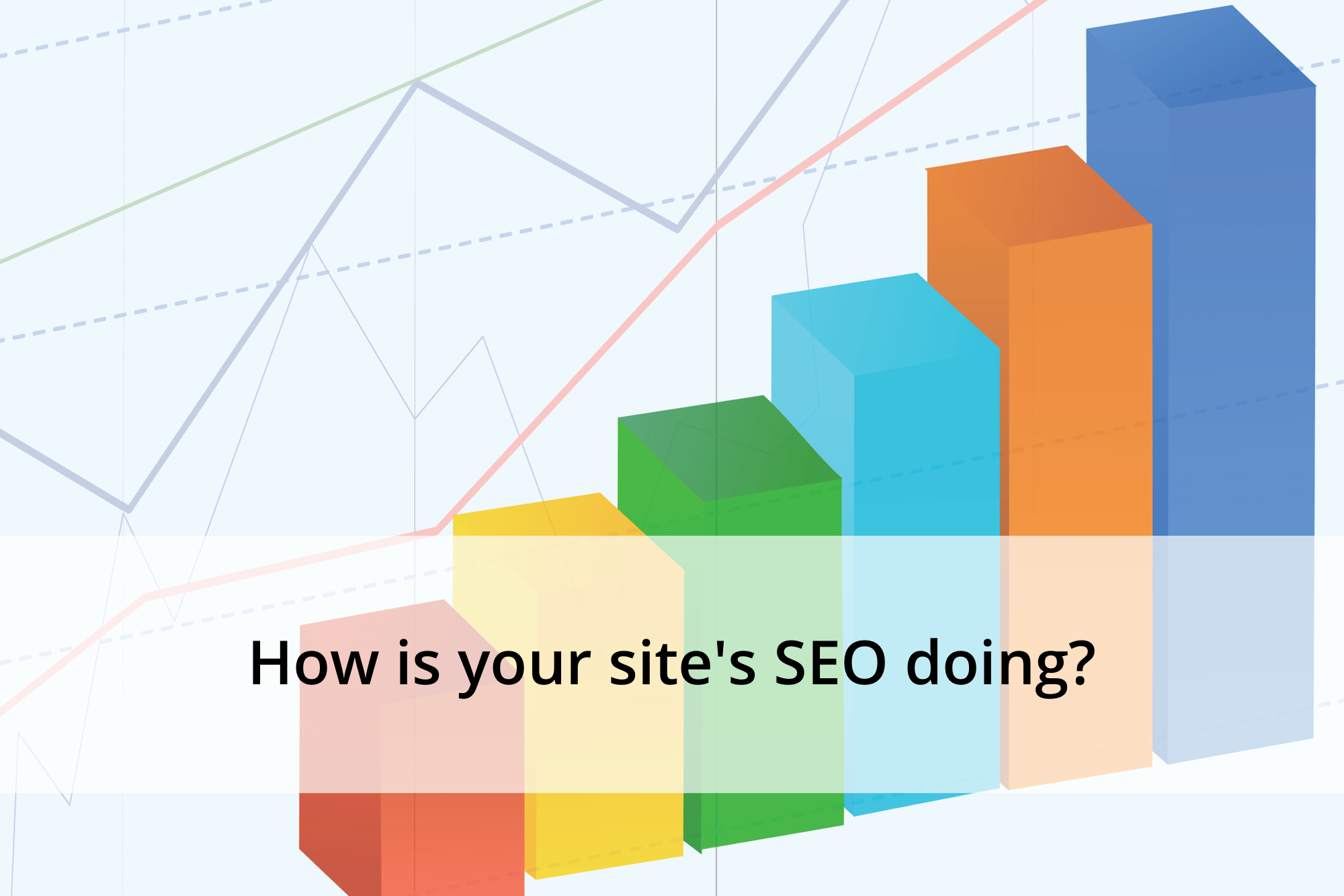 How is your site's SEO doing