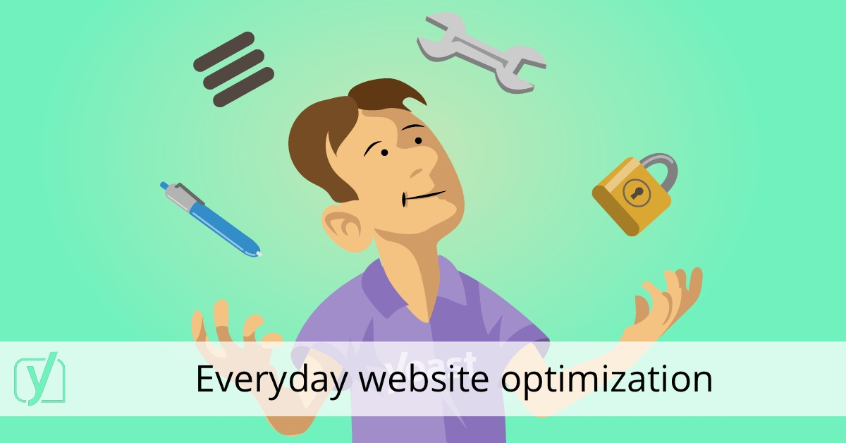 Everyday website optimization for WordPress • Yoast