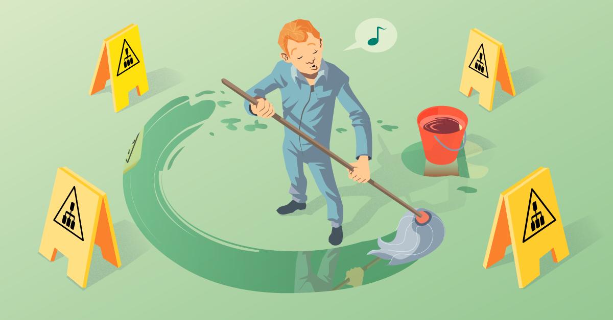 website maintenance clean up old posts