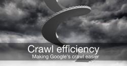 Crawl efficiency: making Google's crawl easier