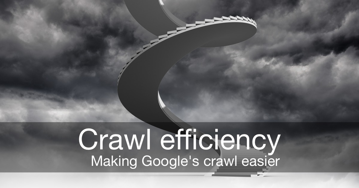 Crawl Efficiency
