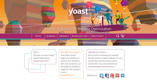 yoast redesign consistent branding