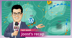 read Joost's weekly recap