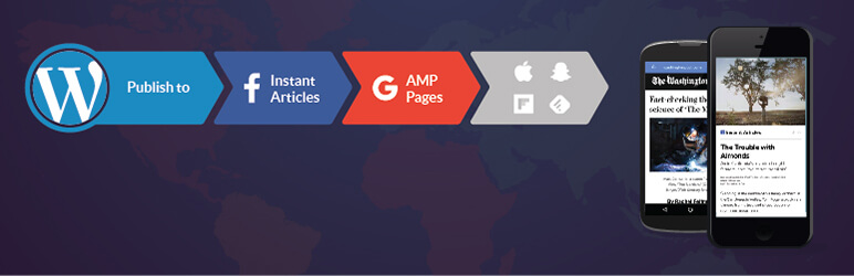 Facebook Instant Articles & Google AMP Pages by PageFrog plugin