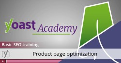 basic seo training product page optimization