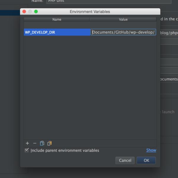 phpunit-environment-variables