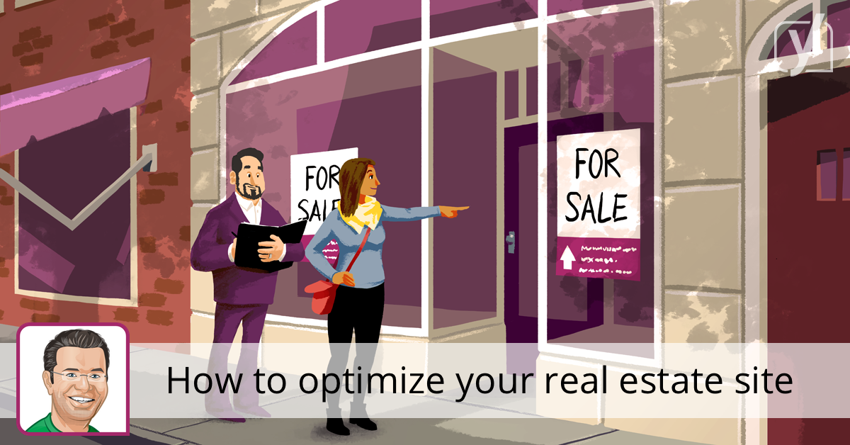 How to optimize your real estate site • Yoast