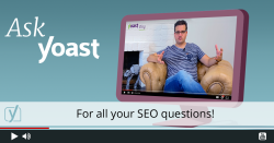 Ask Yoast - should I buy links?