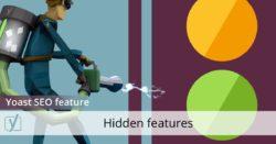 Hidden features of Yoast SEO