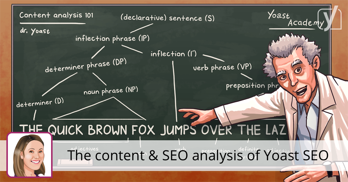 How to use the content & SEO analysis of Yoast SEO • Yoast