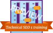 Technical SEO 1 training