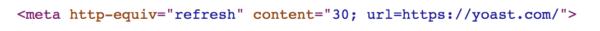 Metadata: refresh