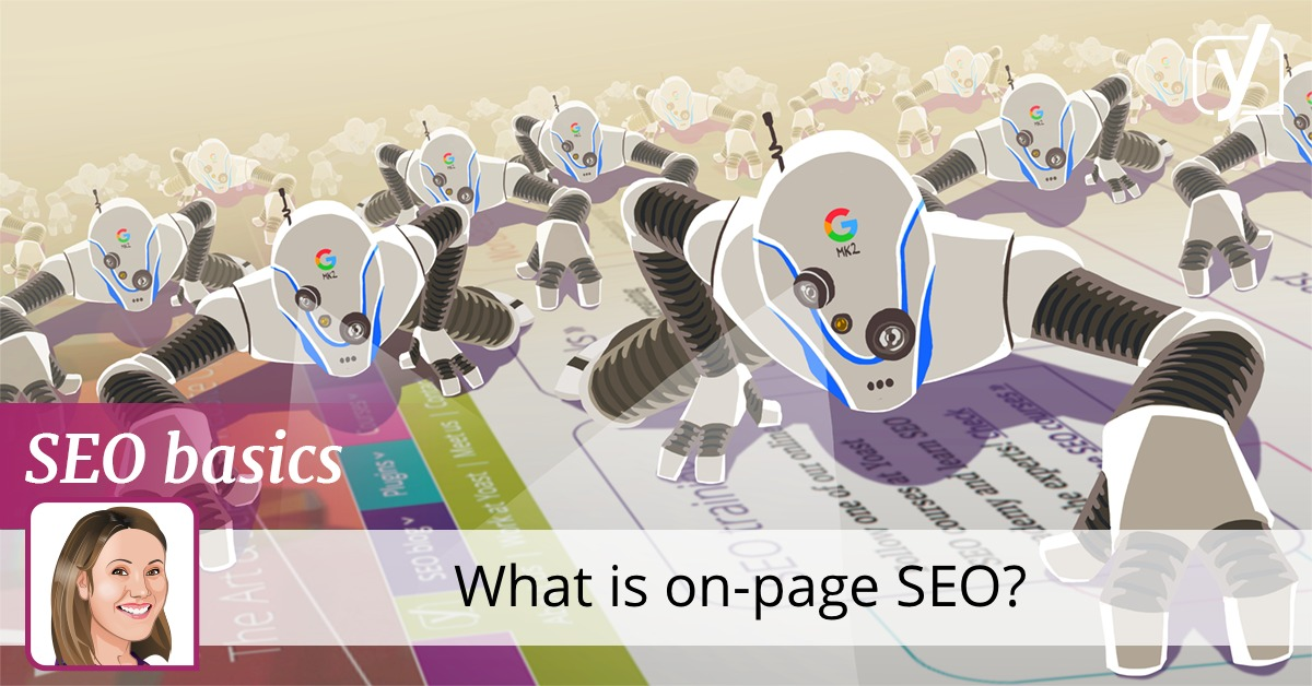 What is on-page SEO? • Yoast
