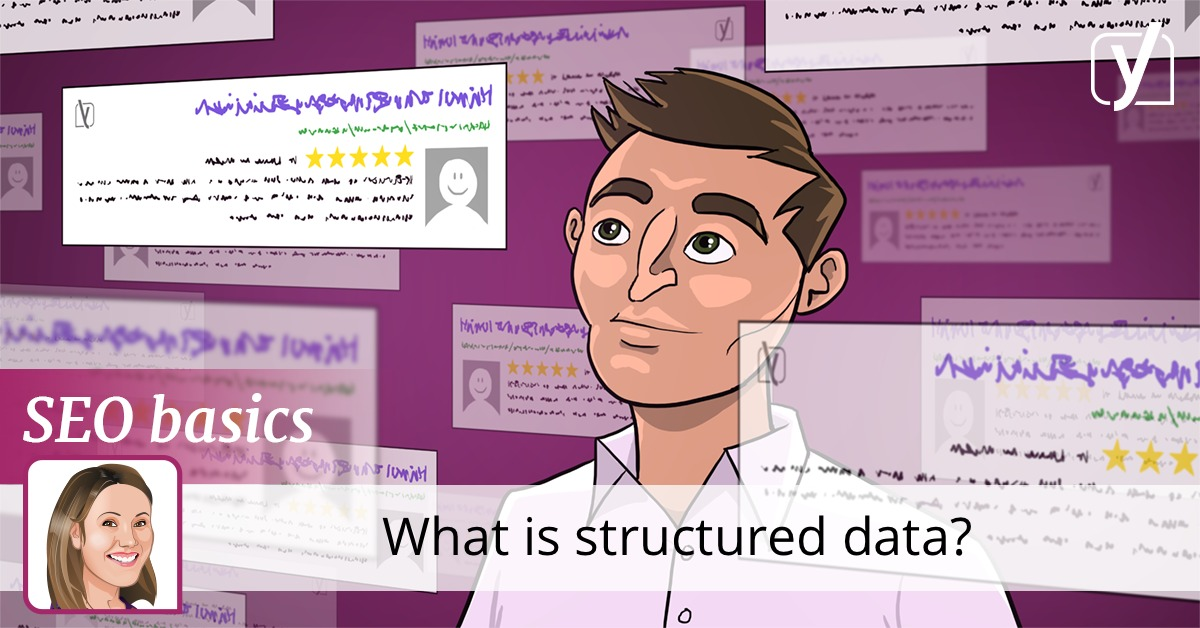 SEO basics: What is structured data?