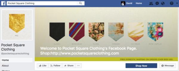 local social profile facebook